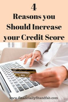 Check out this latest guest post by Dan Miller regarding 4 reasons you should increase your credit score. A good credit score makes one's life much…Continue Reading… Check Your Credit Score, Good Credit Score, Improve Your Credit Score, Ways To Save Money, Money Saving Tips, Managing Money, Money Tips, Budgeting Finances, Budgeting Tips