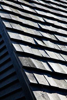 ® 286 // Wooden Roof Tiles | Boliger | BO BEDRE