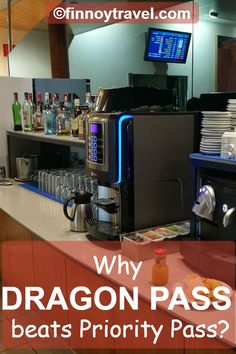 DragonPass airport lounge membership may be less familiar to some travellers. Our comparison details DragonPass membership's benefits over Priority Pass. Airport Lounge, Priorities, Beats, Traveling By Yourself, Dragon, Check, Tips, Advice, Dragons