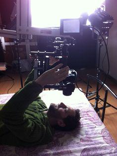 Sergio Grillo at work