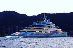 YACHT PROFILE - Shipyard #LUERSSENYACHTS - Yacht: 590.55ft(180m)MY/Azzam - Year Delivered:  2013 - Interior Designer: #ChristopheLeoni - Exterior Designer #NautaYachts -  @theworldofyachts ---------------------------- #YachtingLifestyle365 #BestSuperyacht ---------------------------- #BestofYachting #YachtingLifestyle #Superyacht #InteriorDesign #YachtInterior #Design #Design #goodlife #dream #luxury #yacht #yachts #charter #luxuryvacation #Travel #vip #billionaire #instagood #photooftheday…