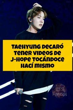 #BTSDatos #Jhope #V Bts Miembros, Bts Taehyung, Bts Bangtan Boy, Bts Memes, Jeon Somi, Bts Facts, Kpop, Bts Rap Monster, About Bts