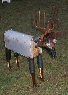 I love this little guy - wish I could weld!
