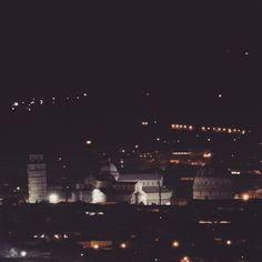 #Pisa by night #duomo