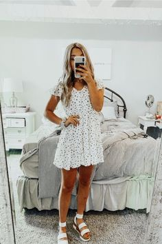 Really need to make my bed woops sydalllen - Summer outfits - . - Really need to make my bed woops sydalllen – Summer outfits – to - Cute Outfits With Jeans, Outfit Jeans, Cute Summer Outfits, Cute Casual Outfits, Fall Outfits, Casual Dresses, Dress Outfits, Jean Outfits, Casual Summer
