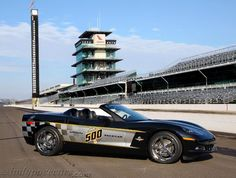 2008 Chevrolet Corvette C6 Z06 Indy 500 Pace Car