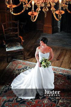 Bride posing at Rose Hill Plantation in North Carolina. (Photos by Craig Carpenter of Luster Studios) Wedding Photography Poses, Wedding Poses, Wedding Day, Wedding Dresses, Bride Poses, Groom Poses, Rose Hill Plantation, Bridal Portrait Poses, Southern Weddings
