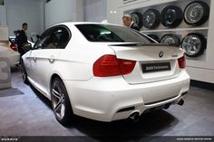 BMW Performance 3 at Geneva - BMW 3-Series (E90 E92) Forum