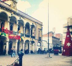 San Francisco del Rincón, Guanajuato. Home of the Padilla Family.