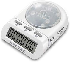 Study Timer, Cool Gadgets, Amazing Gadgets, Digital Timer, Stationery Items, White T, Cooking Timer, Home Improvement