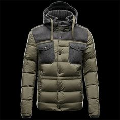 Fancy - Leblond Nylon Down Jacket by Moncler