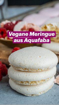 Vegan Sweets, Vegan Desserts, Vegan Recipes, Snack Recipes, Snacks, Low Calorie Vegan, Low Calorie Recipes, Aquafaba, Meringue