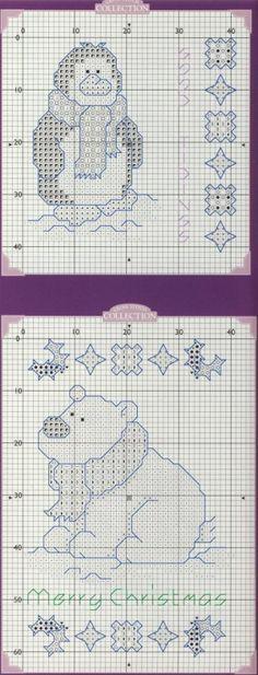 Gallery.ru / Фото #35 - Cross Stitch Collection 073 рождество 2001 - tymannost