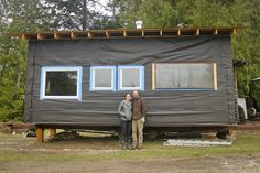 Sizing up the tiny house movement.