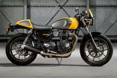 The new 900cc Triumph Street Cup
