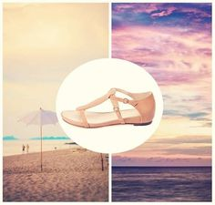 Did you relax at the beach this weekend? #sandals #beachwear #colors #summer #sunset #sea #ocean #sand Carlo Pazolini