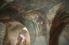 12th century Chapel Frescoes