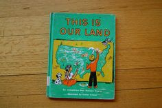 this is our land book - illustrated by Esther Friend