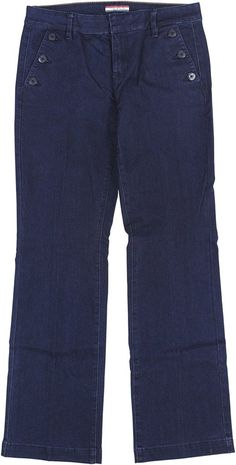 Tommy Hilfiger Women's Distressed Cropped Medium Wash Jeans ** You can get additional details at the image link.