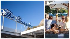 The Bungalow Restaurant - Camps Bay, Cape Town. Cape Town Accommodation, Best Sunset, Beach Tops, Travel Articles, Africa Travel, Camps, Good Advice, Continents, Bungalow