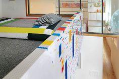 I-Beam Design Lego merdiven