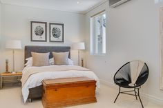 Villa Olivier - Third bedroom - Nox Rentals