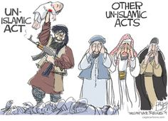 Un Islamic Acts ***  Here are 7 facts you MUST know before disaster strikes - http://patriotproducts.org/go/surviving-after-crisis/  ***  Posted on December 16, 2014, 10:00 pm from http://www.cagle.com/2014/12/un-islamic-acts/