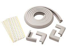 Mommy's Helper - Kit de protectores blandos para esquinas y bordes de mesa