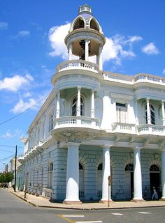 Cienfuegos, Art Nouveau Design, Havana Cuba, Grande, Revolution, Nostalgia, Memories, House Styles, Wall
