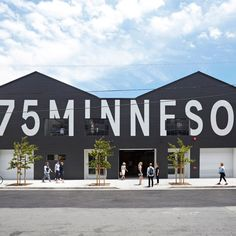 Jensen Architects aimed to preserve original design elements while transforming an industrial building into an arts hub with galleries and event space.