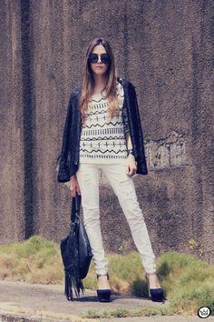 FashionCoolture - 28/11/2012 Awwdore romwe Renner Asos ethnic jumper sequins jacket (6)