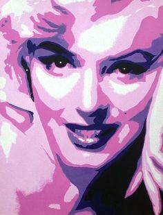 pop art | Pop art. Marilyn Monroe. | Flickr - Photo Sharing!