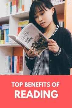 What are the Top Benefits of #Reading #Books? Check out our #Infographic to find out. Spoiler: 1. Improved #Focus and #Concentration 2. #Mental Stimulation 3. Better #Writing Skills #MentalHealth #ReadingBooks #BookClub #Relax #Relaxation Reading Books, Books To Read, Book Infographic, Better Writing, Writing Skills, Free Stock Photos, Life Lessons, Something To Do, Benefit
