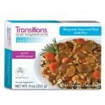TLS® Entrées. Very tasty and convenient when you are on the go and need something quick to eat.