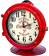 Coca-Cola Porthole Clock
