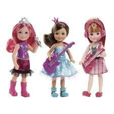Resultado de imagen para chelsea y sus amigas muñecas