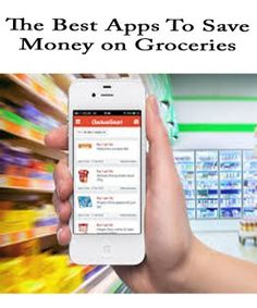 Best Apps To Save Money on Groceries