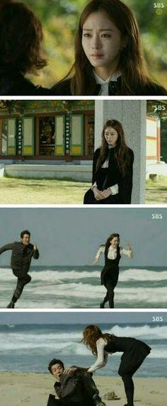 Han Ye Seul & Joo Sang Wook, Birth of Beauty