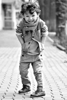 Boys fashion, kids fashion: just don't know if i like dolling little kids up like this! Fashion Kids, Fall Fashion, Fashion 2016, Fashion Trends, Style Fashion, Funny Fashion, Fashion Menswear, Trending Fashion, Toddler Fashion