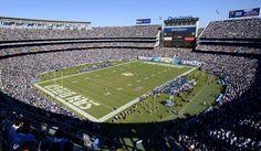 Estadio Qualcomm (Cargadores de San Diego)