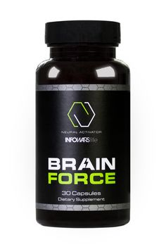 $39.95 Flip the switch and supercharge your state of mind with Brain Force -  the next generation of neural activation!  Enhances, not harms, brain function. $39.99 From Infowars Life- with Alex Jones' highest recommendation.