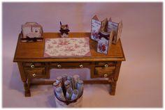 Imprimibles para tu casa de muñecas, descarga gratis imprimibles en miniatura para tu casa, con tutoriales completos.