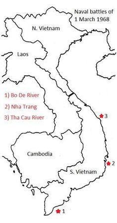 Vietnam Map 1968 Army Units Poster Lai Khe Vietnam