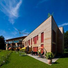 klima:aktiv Haus in Gleisdorf