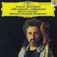 Mischa Maisky is one of the most expressive and stylized of this era's cellists. this album consists of three Cello concerti by Vivaldi and Boccherini.