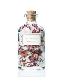 Mini Rose Bath Salts