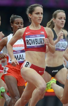 Olympics: Track and Field-Women's 1500m-Heats