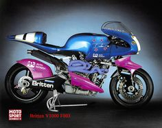 Way ahead of its time. Britten V1000.