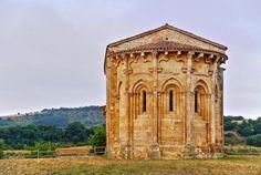 Condado de Treviño - San Vicentejo de Treviño, ermita románica de La Concepción, año 1167