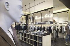Liu Jo store at Arese department store by Christopher G. Ward, Milan – Italy » Retail Design Blog